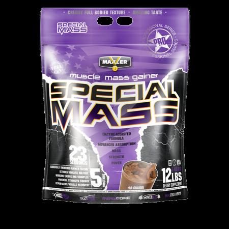 Гейнер Maxler Special Mass Gainer 5430г Насыщенный шоколад