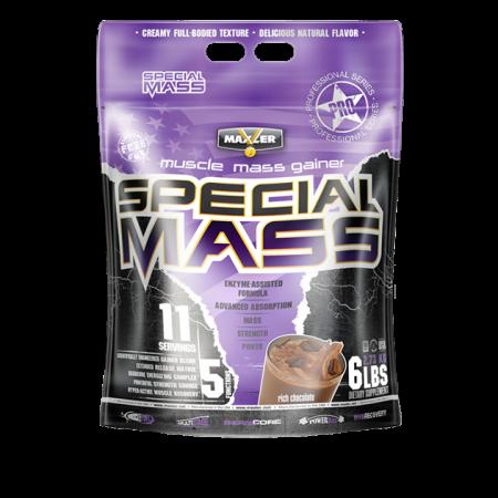 Гейнер Maxler Special Mass Gainer 2700г Насыщенный шоколад