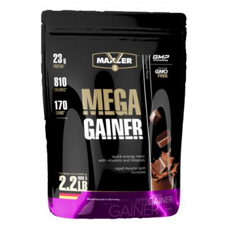 Гейнер Maxler Mega Gainer 1000г Шоколад