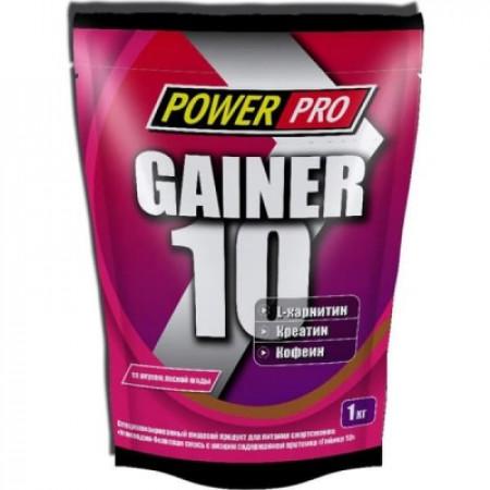 Гейнер Power Pro Gainer 10 лесные ягоды