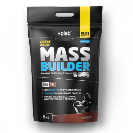 Гейнер VP Laboratory Mass Builder 5000г Шоколад