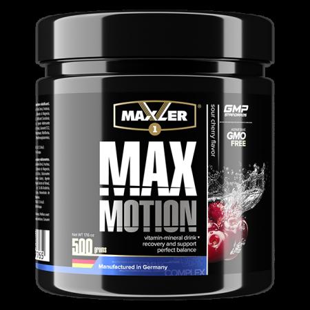 Изотоник Maxler Max Motion 500г Вишня