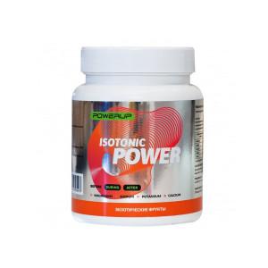 Изотоник Powerup Isotonic 320 г Экзотические фрукты
