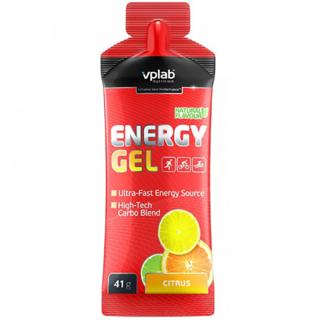 Vplab Энергетик  Energy Gel 41г