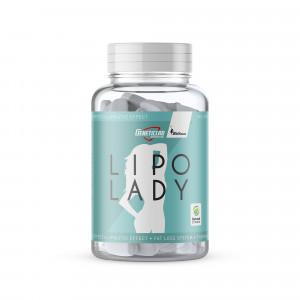 Жиросжигатель GeneticLab Lipo Lady 30 порций