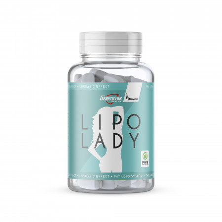 GeneticLab Lipo Lady 30 порций