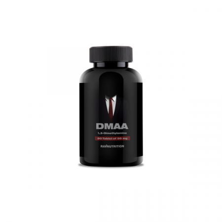 RAVNUTRITION DMAA 70 mg 50 капсул