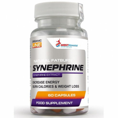 WestPharm Synephrine Extract 60 капсул
