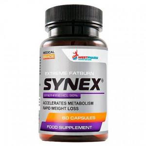 Синефрин WestPharm Synex 60 капсул