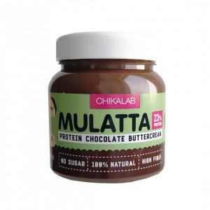 Паста Mulatta Bombbar Chikalab  Шоколадная паста  MULATTA  250г Фундук