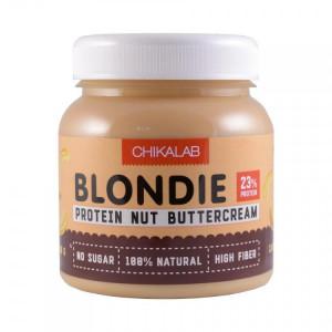 Паста Blondie BombBar CHIKALAB Паста белая с кешью 250 гр