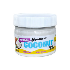Паста кокосовая BombBar Peanut Bomb Butter 300г