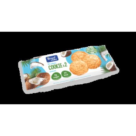 Rex Печенье с пониженной калорийностью 50г 1шт кокос