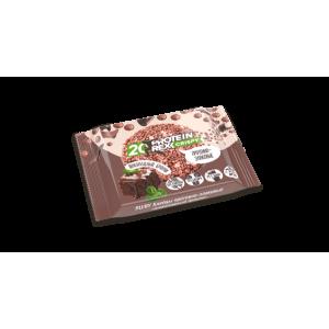 Хлебцы протеиново-злаковые Rex 55г Шоколадный брауни