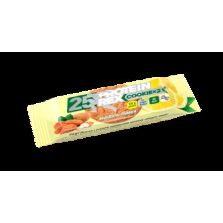 Rex Печенье с высоким содержанием протеина 50г 1шт миндаль-лимон