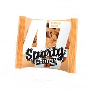 Печенье Sporty Печенье Protein 60г Шоколад фундук