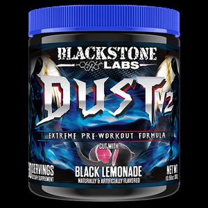 Предтренировочный комплекс Blackstone Labs Dust V2 25 порций Лимонад