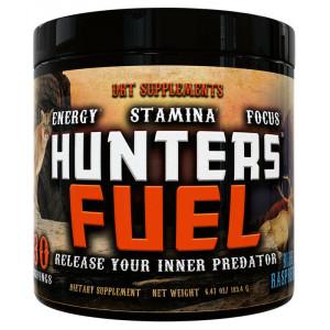 Предтренировочный комплекс DRT Supplements Hunters Fuel 183г Ежевика