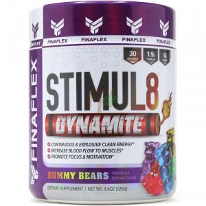 Предтренировочный комплекс Finaflex Stimul 8 Dynamite 30 порций Мармелад