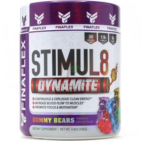 Finaflex Stimul 8 Dynamite 30 порций мармелад