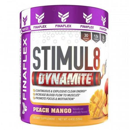Finaflex Stimul 8 Dynamite 30 порций манго