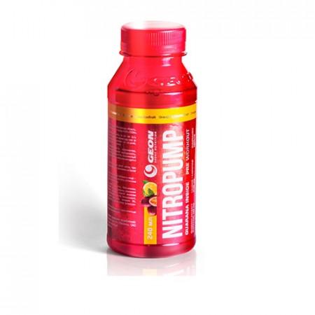 GEON Nitro Pump 240мл ягодный микс