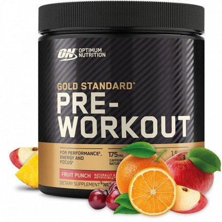 ON Gold Standard Pre-Workout 30 serv