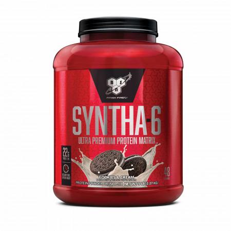 Протеин BSN Syntha-6 2270г  Печенье-крем
