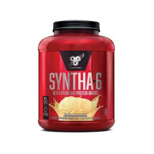 Протеин BSN Syntha-6 2270г Ванильное мороженое