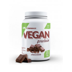 Протеин CyberMass VEGAN Protein 750г Шоколад