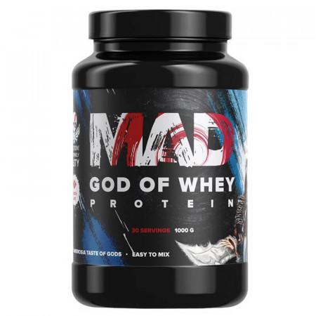 Протеин MAD God of Whey 1000 г Шоколад