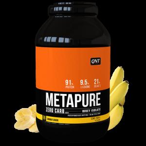 Протеин QNT Metapure Zero Carb 908г банан