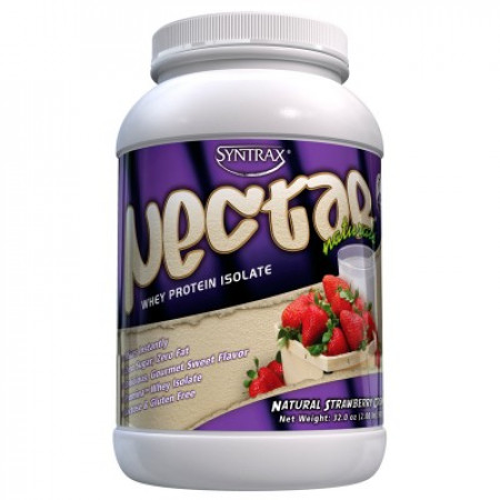 Протеин Syntrax Nectar Sweets 908г Клубника