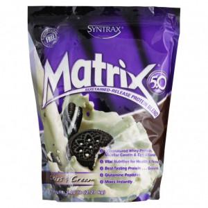 Протеин Syntrax Matrix 5.0 2270г Печенье-крем