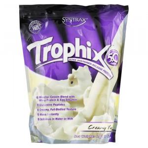 Протеин Syntrax Trophix 2270г Ванильный крем