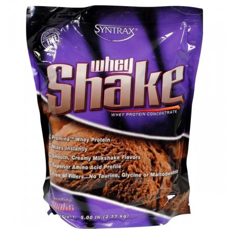 Протеин Syntrax Whey Shake 2270г Шоколад