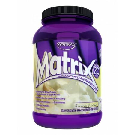 Протеин Syntrax Matrix 2.0 907г Ваниль