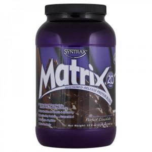 Протеин Syntrax Matrix 2.0 907г Шоколад
