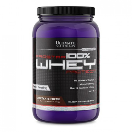 Протеин Ultimate Prostar Whey 2lb Шоколад