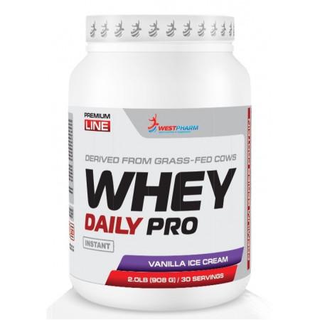 Протеин WestPharm Whey Daily Pro 908г Ванильное мороженое