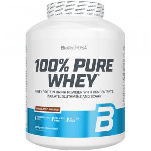 Протеин BioTech Pure Whey 2270г Шоколад-кокос