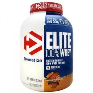 Протеин Dymatize Elite Whey 2270г Шоколадарахисовое масло