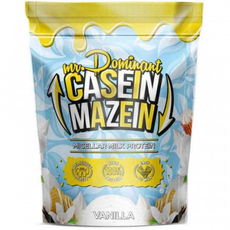 Протеин казеин mr. Dominant CASEIN MAZEIN 900г Ваниль