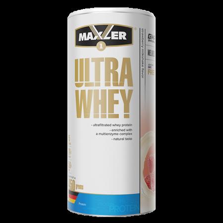 Протеин Maxler Ultra Whey 450г Клубника