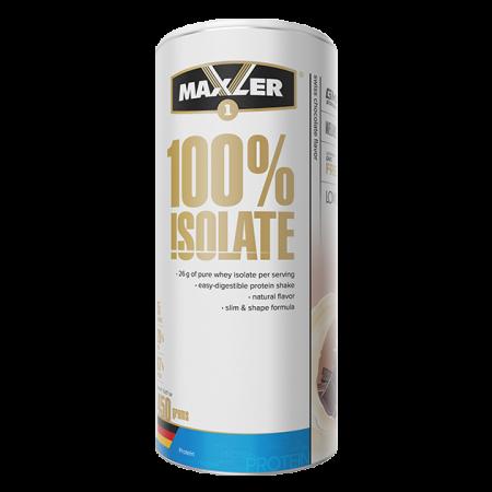 Протеин Maxler 100% Isolate 450 г щвейцарский шоколад