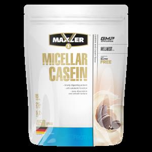 Протеин казеин Maxler Micellar Casein 450г Печенье-крем