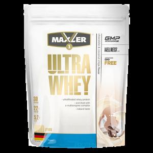 Протеин Maxler Ultra Whey 1800г Шоколад-кокосовая стружка