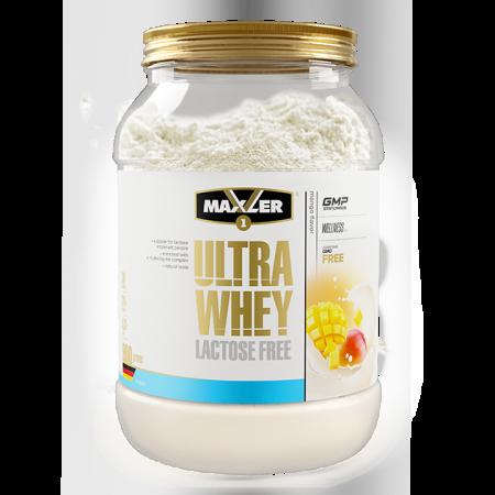 Протеин Maxler Ultra Whey Lactose Free 900г Манго