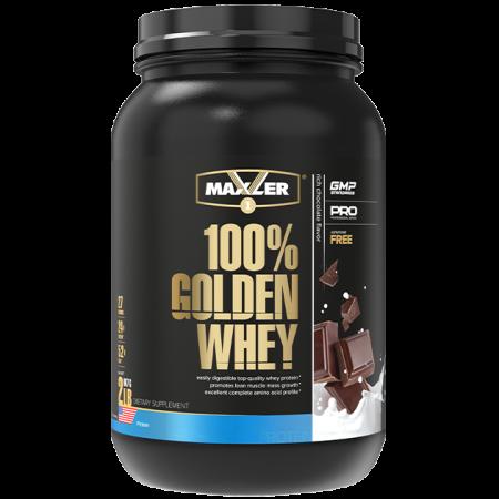 Протеин Maxler Golden Whey 908г Шоколад