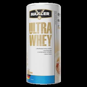 Протеин Maxler Ultra Whey 450г Соленая карамель